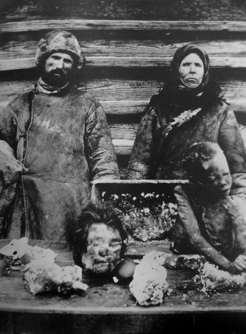 cannibalisme russie - Wikipedia