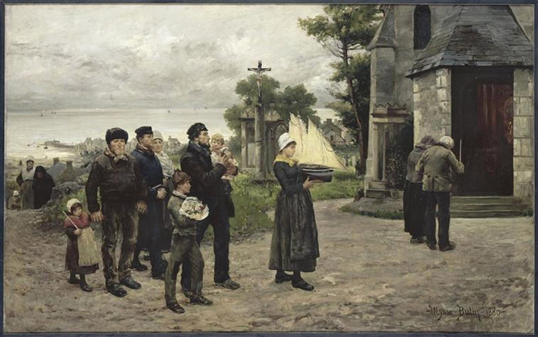 Ulysse Butin (1880)