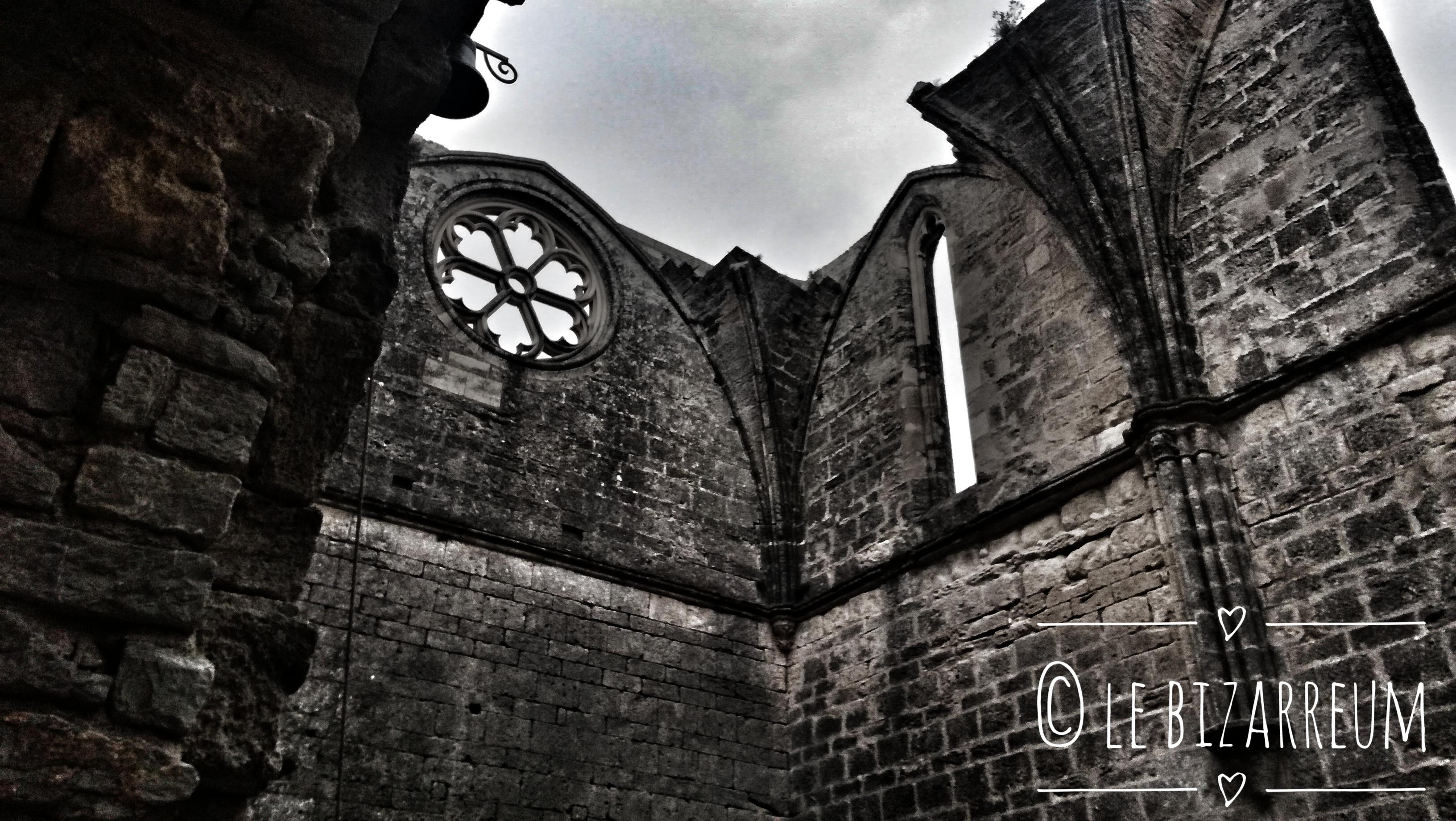 L'abbaye Saint Félix de Montceau